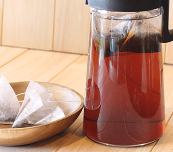 ティーバッグタイプ / Tea Bag Type